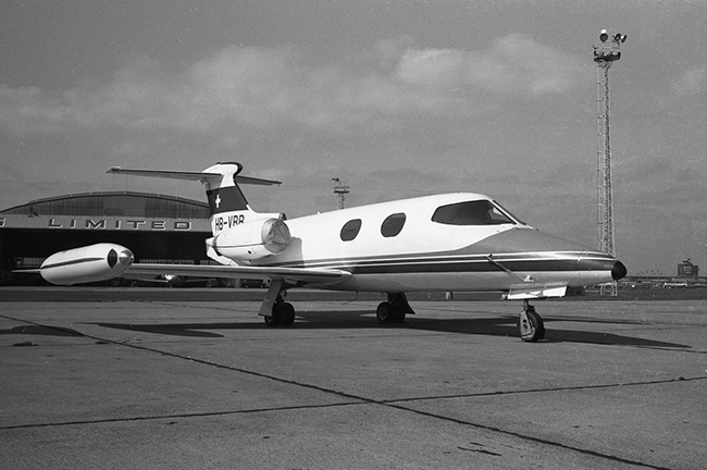 History of Private Jet