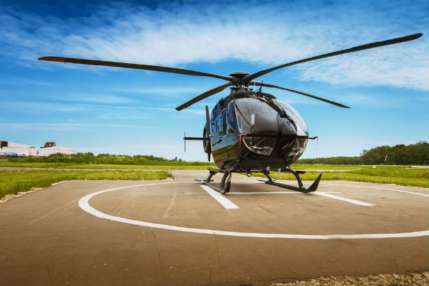 helicopter joyride