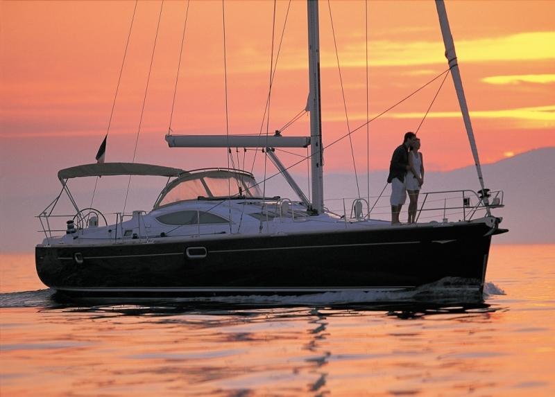 yacht on valentine's day