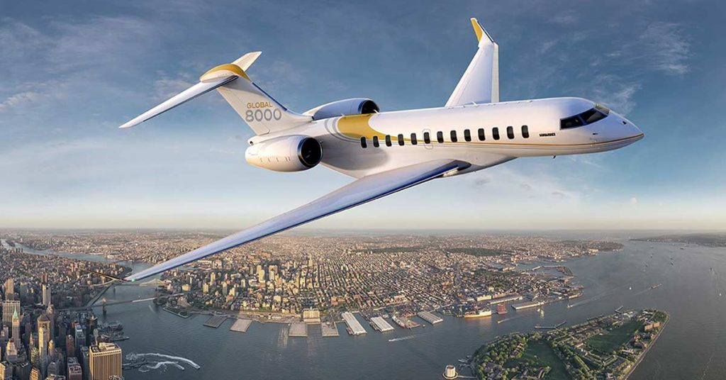 Bombardier - Business Jet