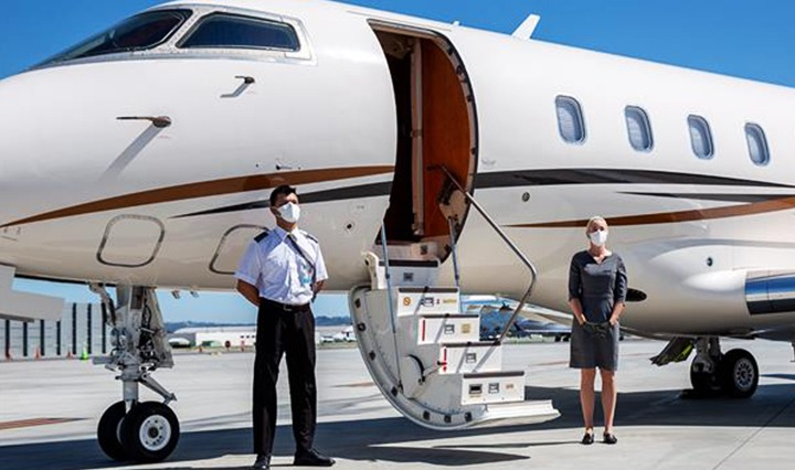 Flying Private: Explore The New Travel Era