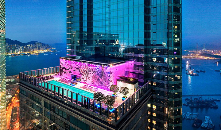 10 Luxury Hotels in Hong Kong to Explore
