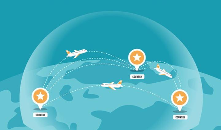Travel-Bubble