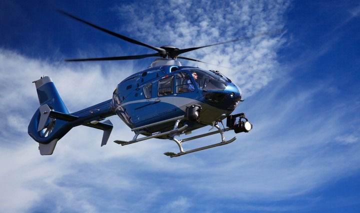 Why Choose Private Helicopter
